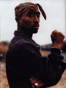 Tupac will always be with us