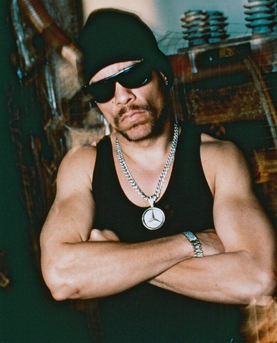 Ice T is a pioneering figure in LA Hip Hop who is credited with setting off the gangsta rap genre and creating a bridge between the two coasts.