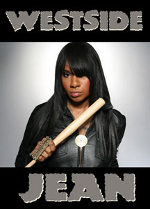Jean Grae a dope Brooklyn based rapper who finally saw the light and came out west where she got royal treatment