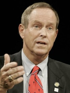 Congressman Joe Wilson spazzed Out and Yelled out 'You Lie""