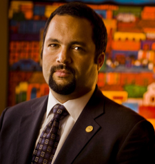 NAACP Head Ben Jealous credit: Jeffrey Macmill