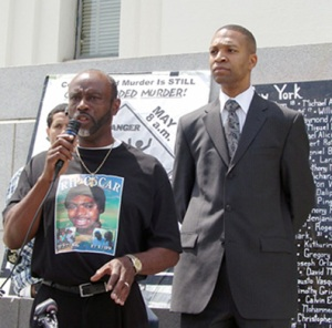 Oscar Grant Family Press Conference: The Trial, The Verdict & What the Mainstream Press Covered Up