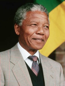 Ronald Reagan Opposed Nelson Mandela. He saw him and the Adfrican national Congress as Terrorists