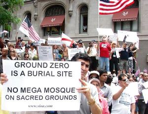 The Ground Zero Debate: Islam Did Not Knock Down the Towers...Immortal Technique, Mos Def & Paris Remind Us Who Did