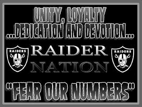 Oakland Raiders Nation