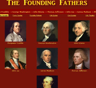 On Presidents Day We Remember How Our Founding Fathers Owned - List of the founding fathers of the united states