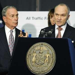 Seems like Mayor Bloomberg & Police Commissioner Ray Kelly are heavily borrowing from the sordid legacies of LAPD Chiefs Chief William H Parker & Darryl Gates