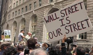 Occupy-Wall-Street sign