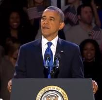 Barack Obama right