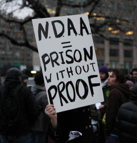 NDAA sign