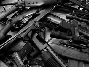 guns rifles