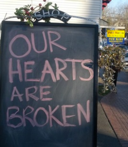 Bold thinking and compassion will heal broken hearts..