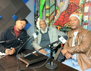 paul mooney, Dick Gregory davey D