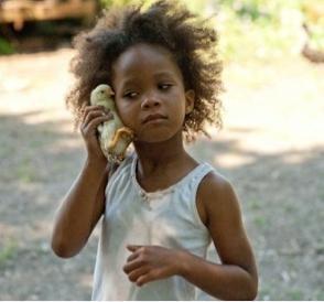 9 Year Old Black Actress Quvenzhané Wallis Makes History