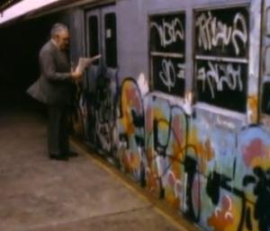 Subway Graf
