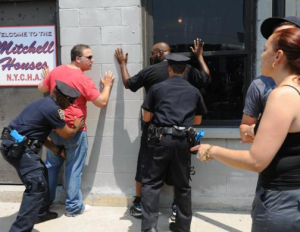 Stop and Frisk in NYC