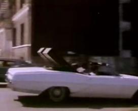 Kool Herc driving