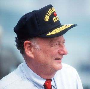Mayor Ed Koch