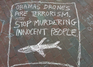 Obama's drones are terrorism