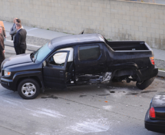 Torrance Police smashed David Perdue's truck-Will the TPD get him a new truck?