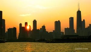 chicago_sunsetskyline