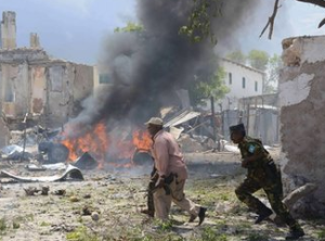Bombing in Somalia