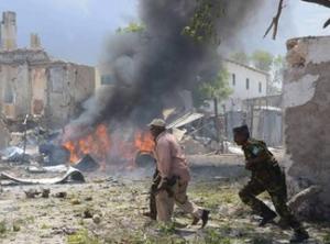 Bombing in Somalia