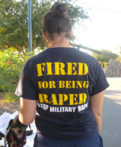 Rape in the military