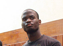 One of the suspects in the Woolwich murder