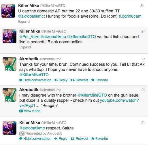 Killer Mike debate pt5