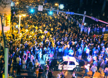 Penn State Riots